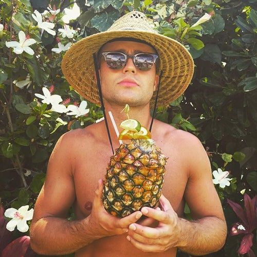 Image result for spencer boldman pineapple