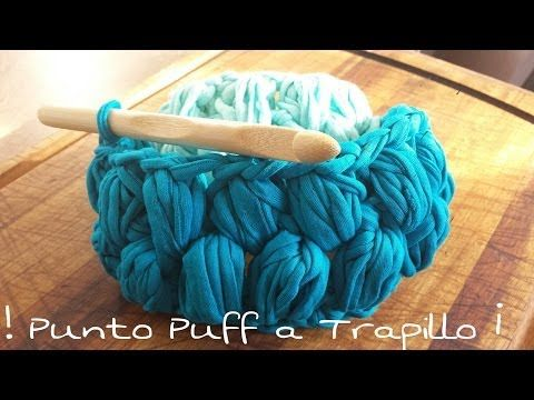 ! Punto Puff a Trapillo XL ¡ - YouTube