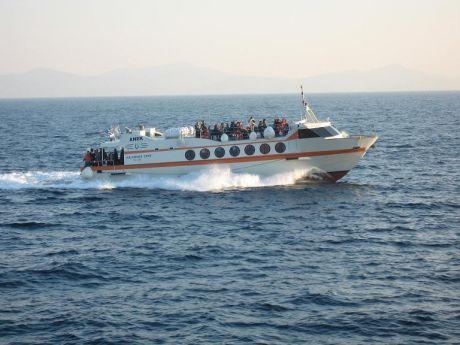Greek ferry operator – A.N.E. Kalymnou