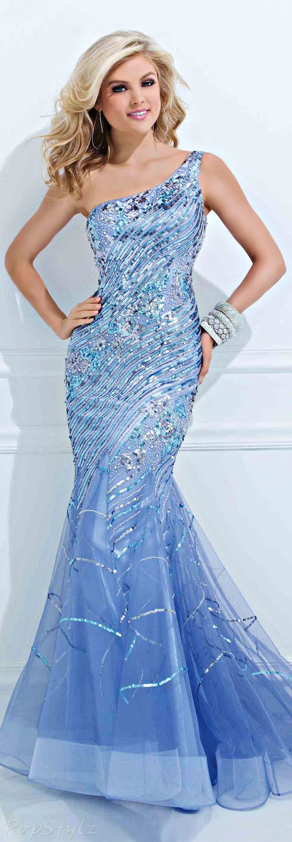 Tony Bowls TBE11434 Evening Gown