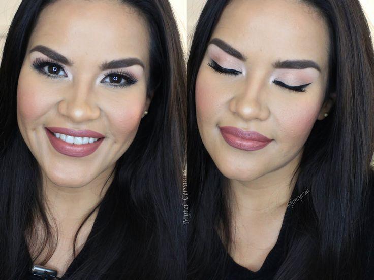 Maquillaje Suave y Neutral 14 Feb | Mytzi Cervantes