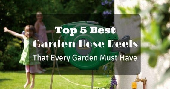 TOP 5 BEST GARDEN HOSE REELS THAT EVERY GARDEN MUST HAVE  #1 Rapid Reel Wall Mount Garden Hose Reel Model 1041  #2 Rapid Reel Two Wheel Garden Hose Reel Cart Model  #3 Liberty Garden Products Decorative Non-Rust - Antique Finish 704  #4 Suncast RSW125D Aquawinder 125-Foot Capacity Hose Reel  #5 Liberty Garden 4 Wheel Garden Hose Reel Cart  Tan  Read more at: http://ift.tt/2jfQsC8  What do you think of our five recommended hose reels? Have you tried using one of them? Comment your thoughts…