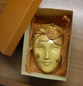 handmade venetian mask