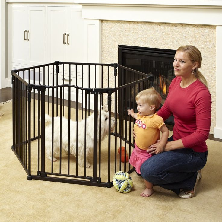 foldable safety gate
