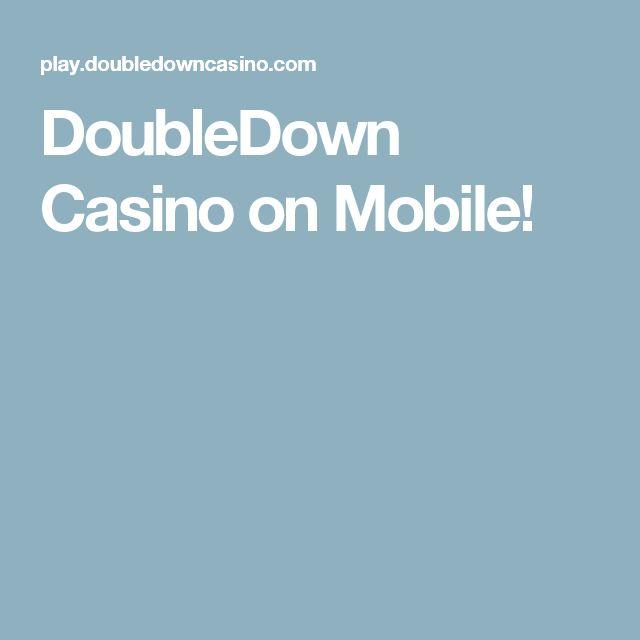 DoubleDown Casino on Mobile!