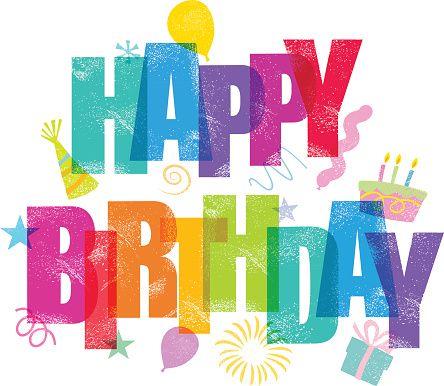 Birthday Clip Art, Vector Images & Illustrations - iStock