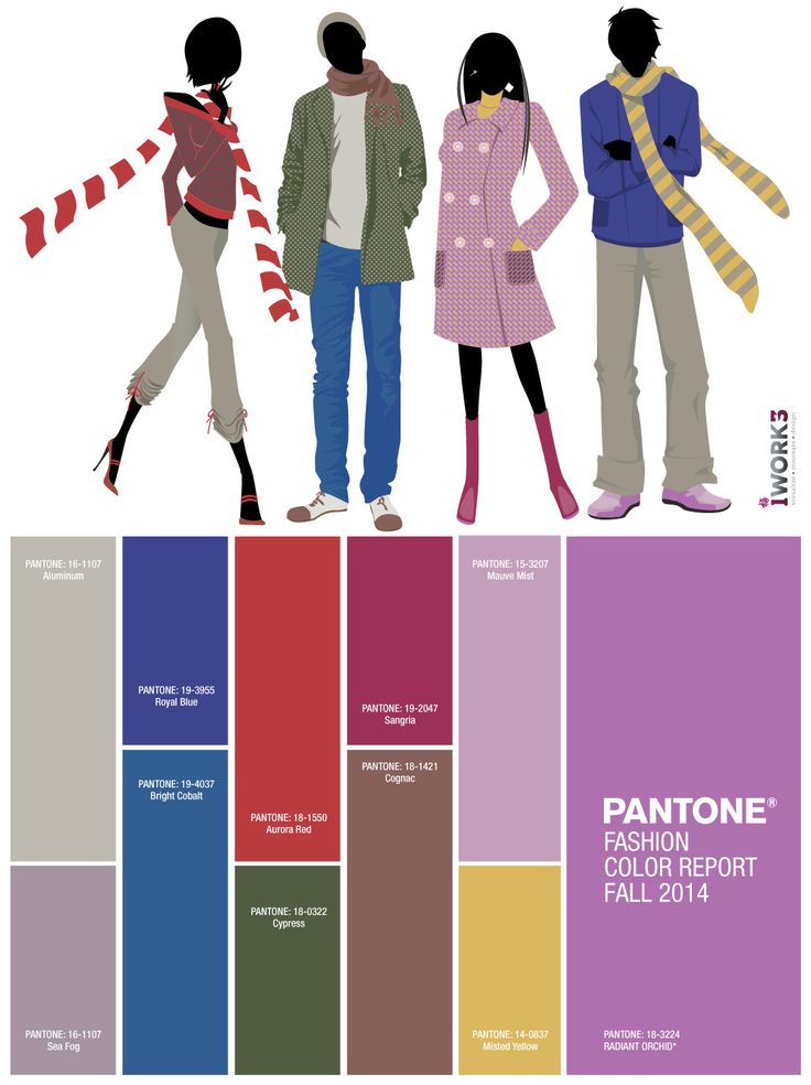 Fashion Color Palette Fall 2013 | www.pixshark.com ...