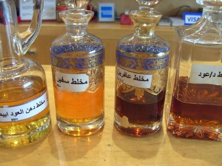 Arabian perfumes- A feast for the nose and other senses