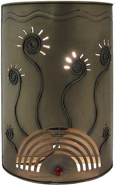 212 best Hacienda Illumination images on Pinterest | Chandeliers ...