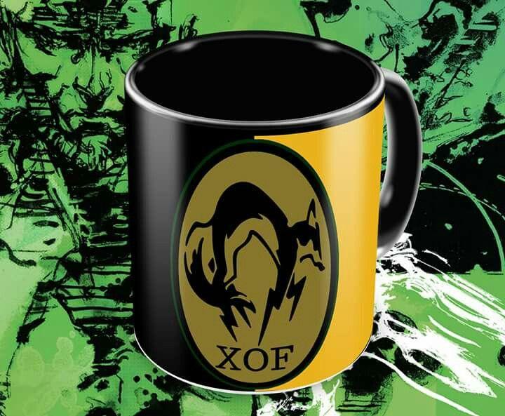Novidade!!! Coleção Canecas Metal Gear...acesse www.dolcediazdesign.com e garanta a sua!