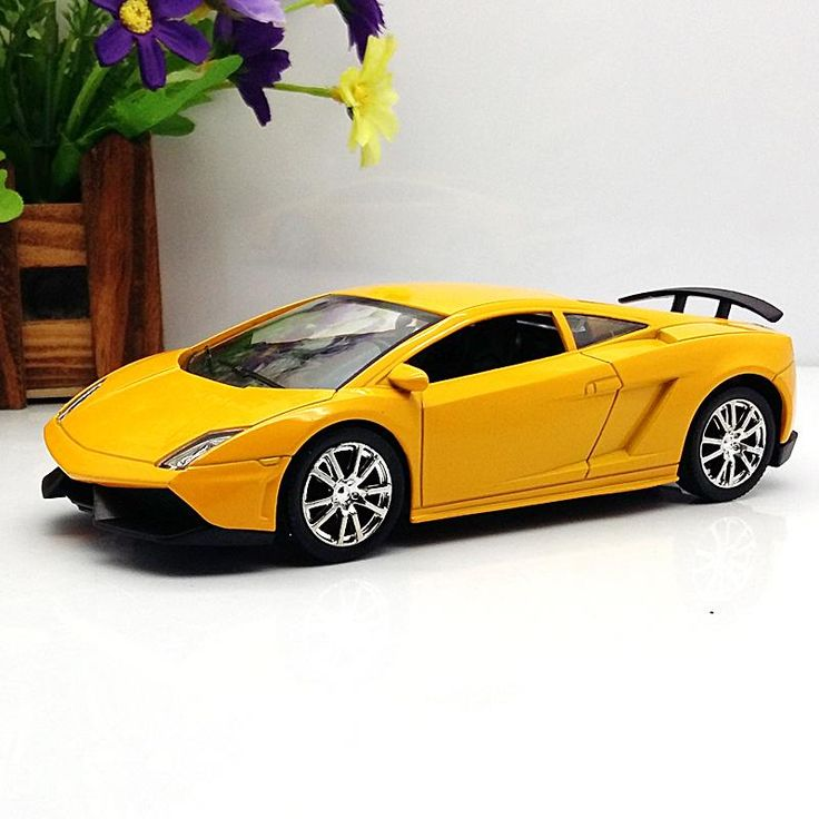 1:32 Toy Car Metal Alloy Diecast Car Model Miniature Scale Model Sound and Light Electric Car Toys For Children