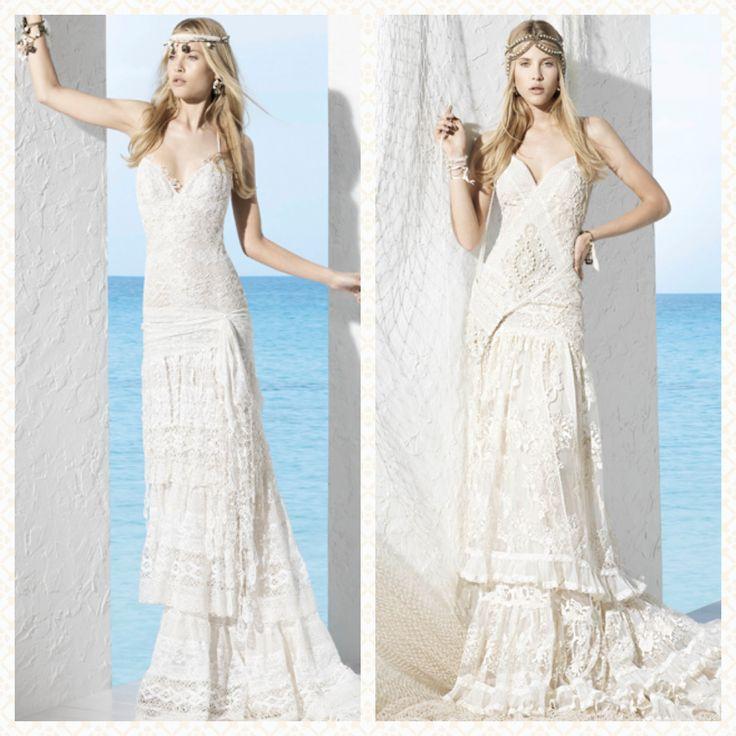 Hippie wedding dresses beach wedding dresses hippie for Wedding dresses in west palm beach