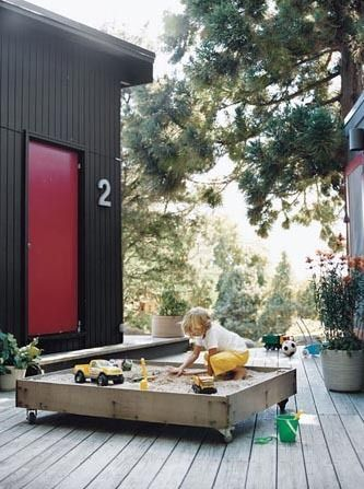 Apartment Therapy - Nine Great Outdoor Projects Roundup