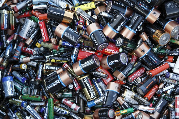 How do batteries affect the environment?