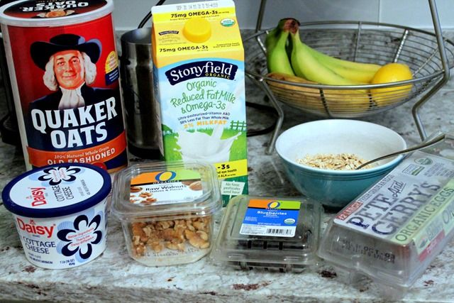 how to makeprotein added oatmeal taste good without sugar