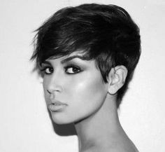 40 Long Pixie Hairstyles…