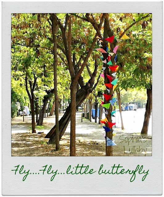 Origami Street Adventures  Athens, Greece Sophia's Lullaby Photo Credit: Maria Andreadou/ Frame Story