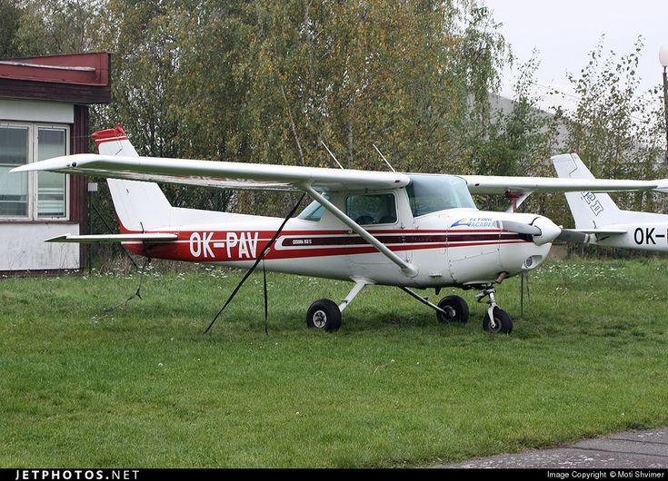 Photo of OK-PAV - Cessna 152 II - Flying Academy
