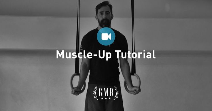 If you're stuck on the muscle-up, this tutorial has detailed progressions, advice for moving past plateaus, and explains why we prefer strict muscle-ups over kipping.