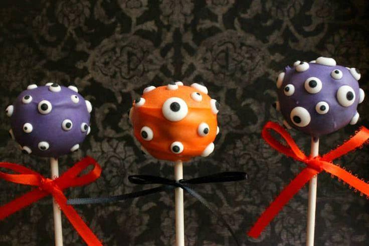 Monster Cake Pops   – Cook | Bake | Eat