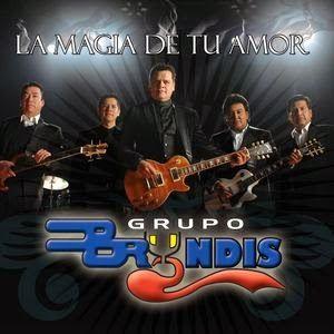 La Magía de Tu Amor - Grupo Bryndis - Disco Album