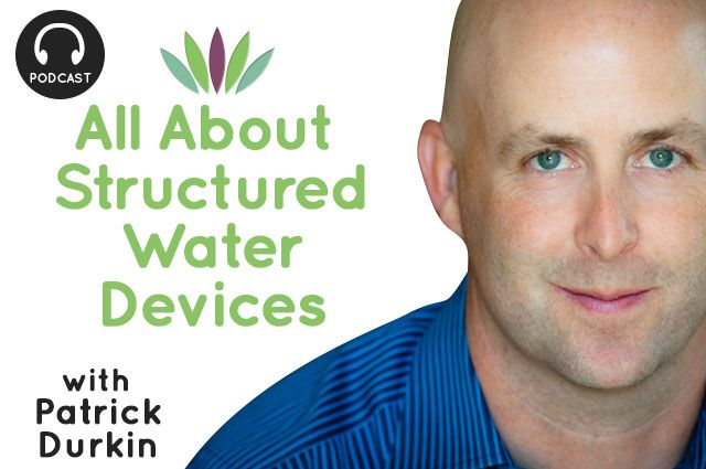 Patrick Durkin talks to us this week about how structured water for drinking and showering can revolutionize your health and energy. What You'll Learn Tune into today's podcast to hear all about: How water holds information like a computer chip- it has a memory How …