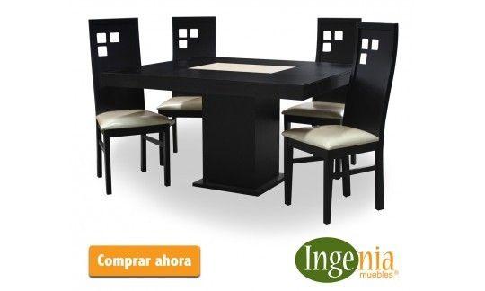 con sillas rotera ingenia muebles carpinteria comedor sillas muebles