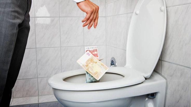 Jetzt lesen:  http://ift.tt/2wyCHBx Von wegen Nummernkonto: 500-Euro-Scheine verstopfen mehrere Toiletten #nachricht