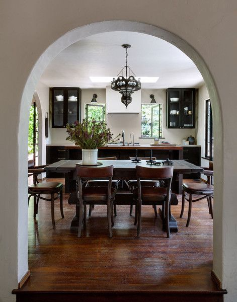 Dining Room Spanish Impressive Inspiration