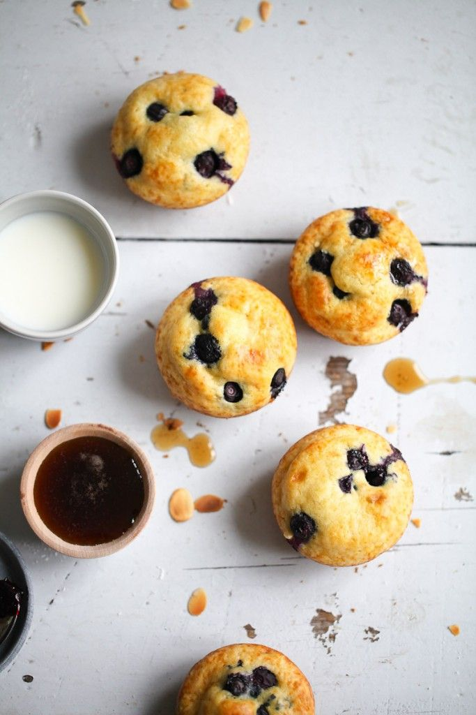 Pancake muffin rezept mit Blaubeeren einfacher pancake zuckerzimtundliebe.de foodblog frühstücksglück