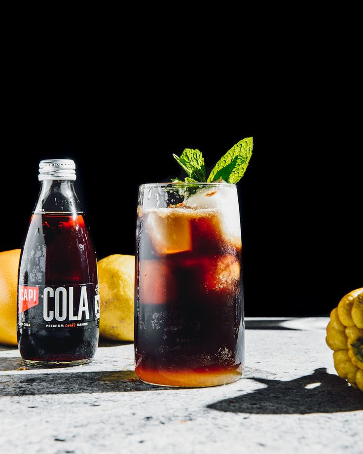 This may be the only Long Island Iced Tea that you remember – it's really that delicious. Made with CAPI Spicy Cola, gin, Chartreuse Yellow, and fresh lemon juice, this potent powerhouse will be sure to get the party started.