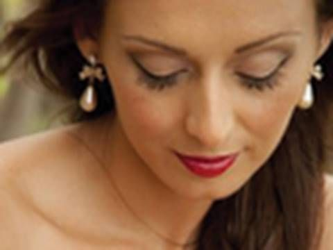 vintage makeup wedding idea video