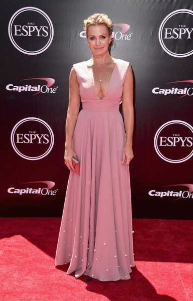 Sports reporter Michelle Beadle attends the 2016 ESPYS at Microsoft Theater on July 13, 2016 in Los Angeles, California.