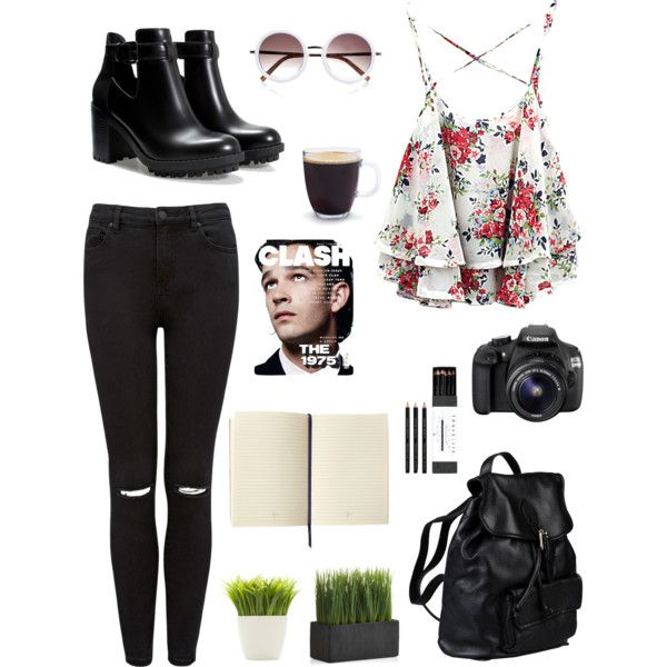 The 1975 Robbers video inspired outfit