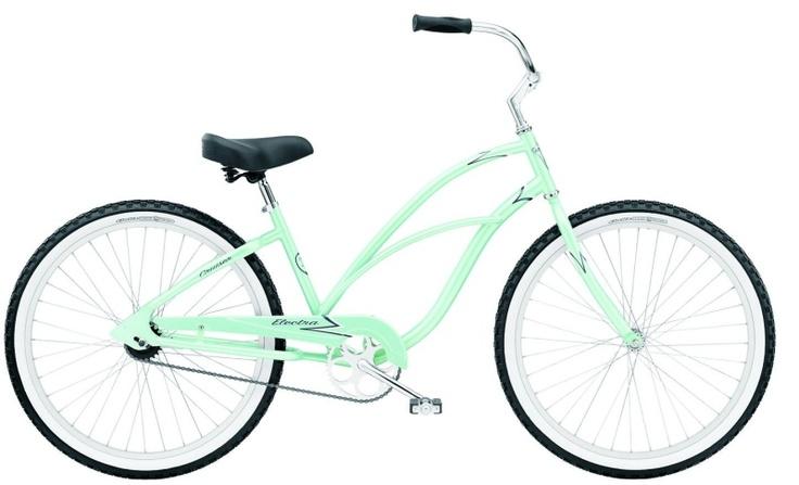 Miętowy rower