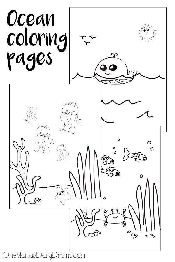 Coloring Pages Daily Activities : Coloring pages daily activities letter a
