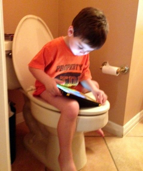Potty training stubborn toddler in 3 days. One of my favorite blogs! Thank you!