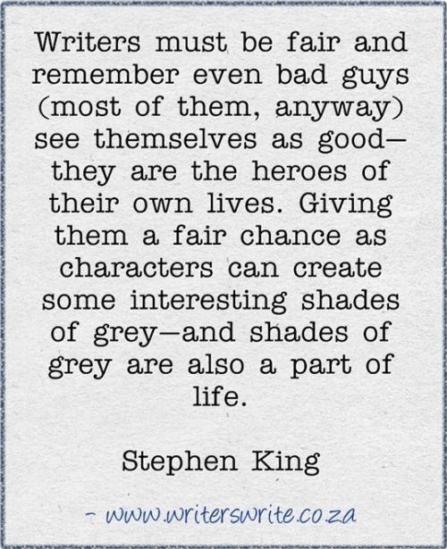 Stephen King, rules!