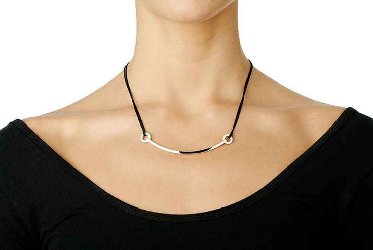 Bianca Necklace - Silver - Halsband - Efva Attling 1500 kr