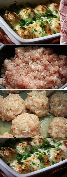Как приготовить куриные шарики в соусе - рецепт, ингридиенты и фотографии