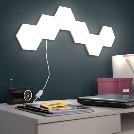 1000 id es propos de panneau led sur pinterest lampe led exterieur luminaire led et les. Black Bedroom Furniture Sets. Home Design Ideas