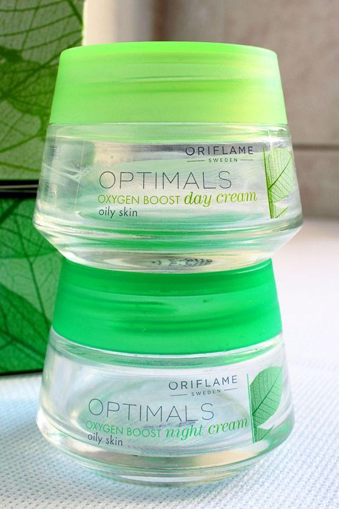 oriflame optimals cream