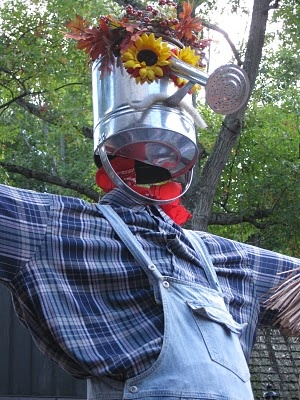Ramblings of a Southern Girl: Whimsical Fall Displays -- Jubilee Conference, Gatlinburg, TN