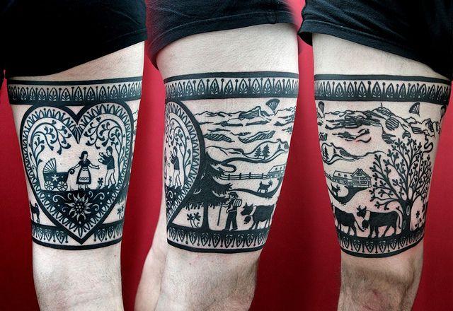 Appenzeller Alpaufzug this is crazy! swiss theme   .ink ...