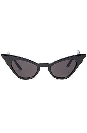 6def42586e Replay Vintage Sunglasses Womens The Cry Baby Retro Sunglasses in Black