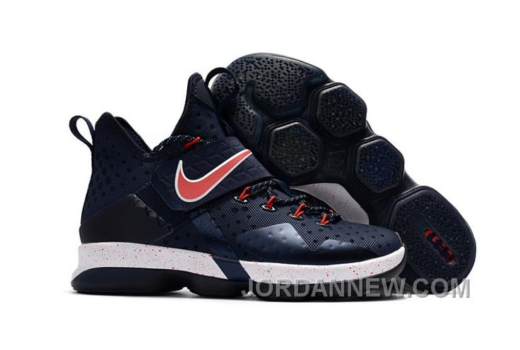 http://www.jordannew.com/nike-lebron-14-sbr-navy-blue-red-discount.html NIKE LEBRON 14 SBR NAVY BLUE RED DISCOUNT Only $116.70 , Free Shipping!