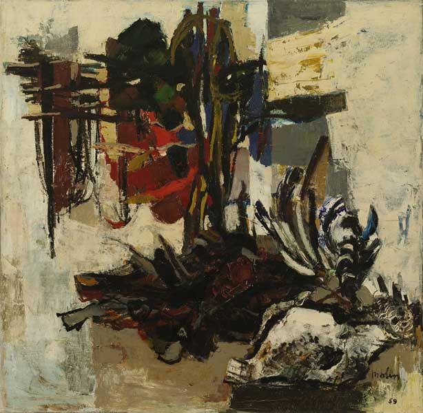Lei Molin, 1959. Mykonos
