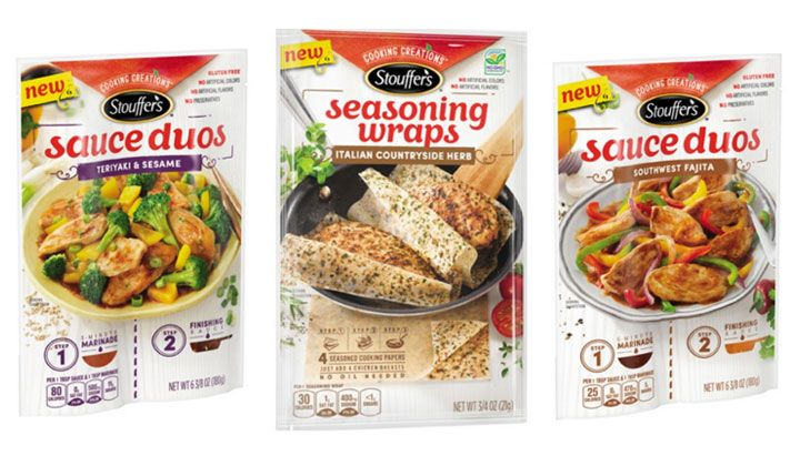 Get a Free Stouffers Seasoning Wraps .75 oz or Sauce Duos 6.38 oz!  Just register or log in to your mPerks account and search Stouffers to clip a Meijer mPerks Coupons  The coupon must be loaded to your account and redeemed by March 24th. Sounds good to me!  Get It FREE