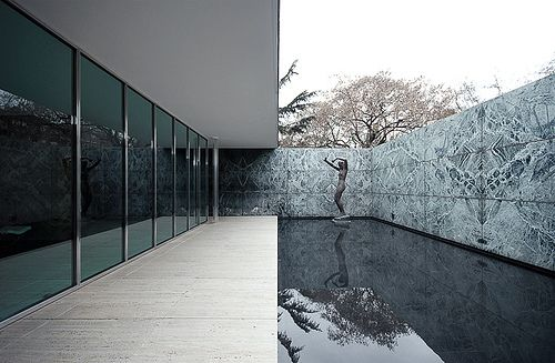 Mies in perspective I, Ludwig Mies van der Rohe, Barcelona Pavilion