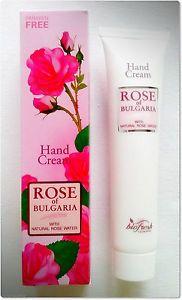 Hand cream Rose water ROSE OF BULGARIA 75 ml | eBay